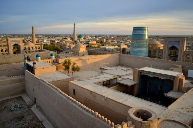 Khiva, ciudad de esclavos
