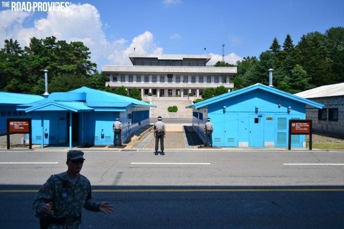 Corea del Norte, DMZ