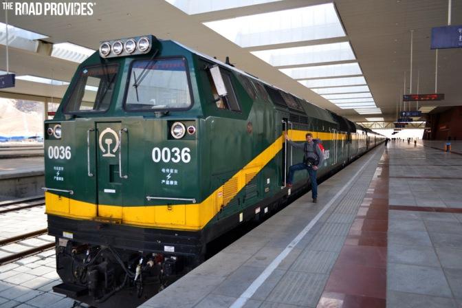 Tibet (II): El tren Transtibetano