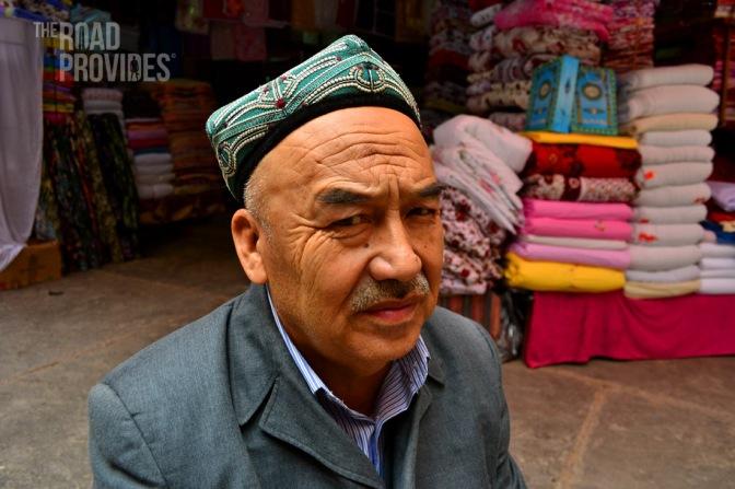 Esto es Kashgar