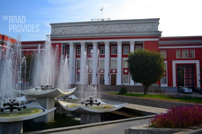 Visados en Dushanbe