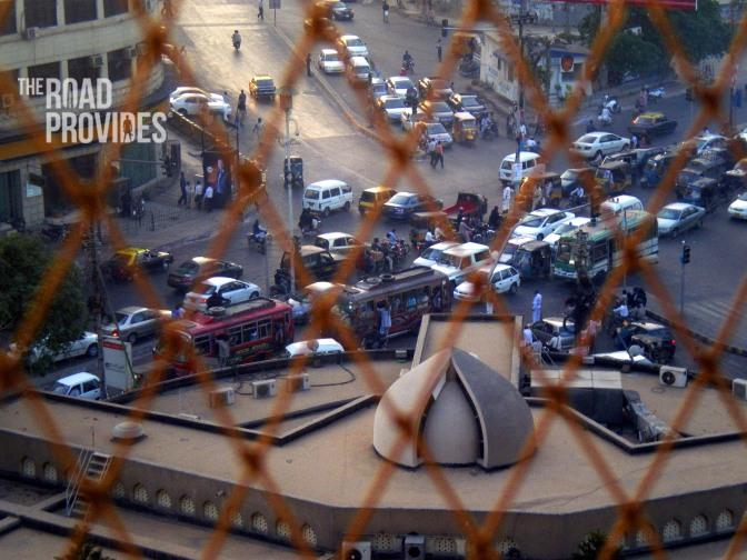 Karachi, territorio comanche