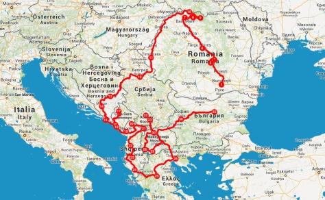 sudeste europa