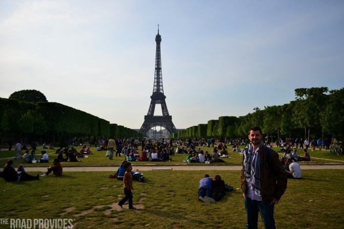 Abrumado en París