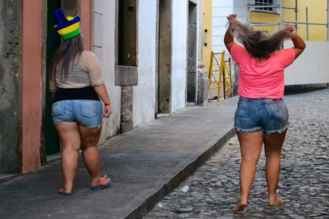 Los cuerpazos de Brasil