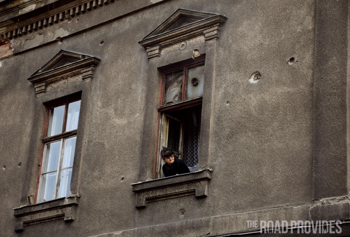Sarajevo, sombras de guerra